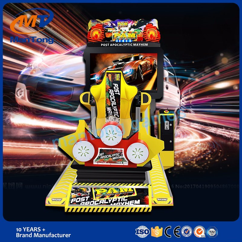 3D Motion Racing Car Coin Operated Machines Racing Car Simulator Arcade Game Machines