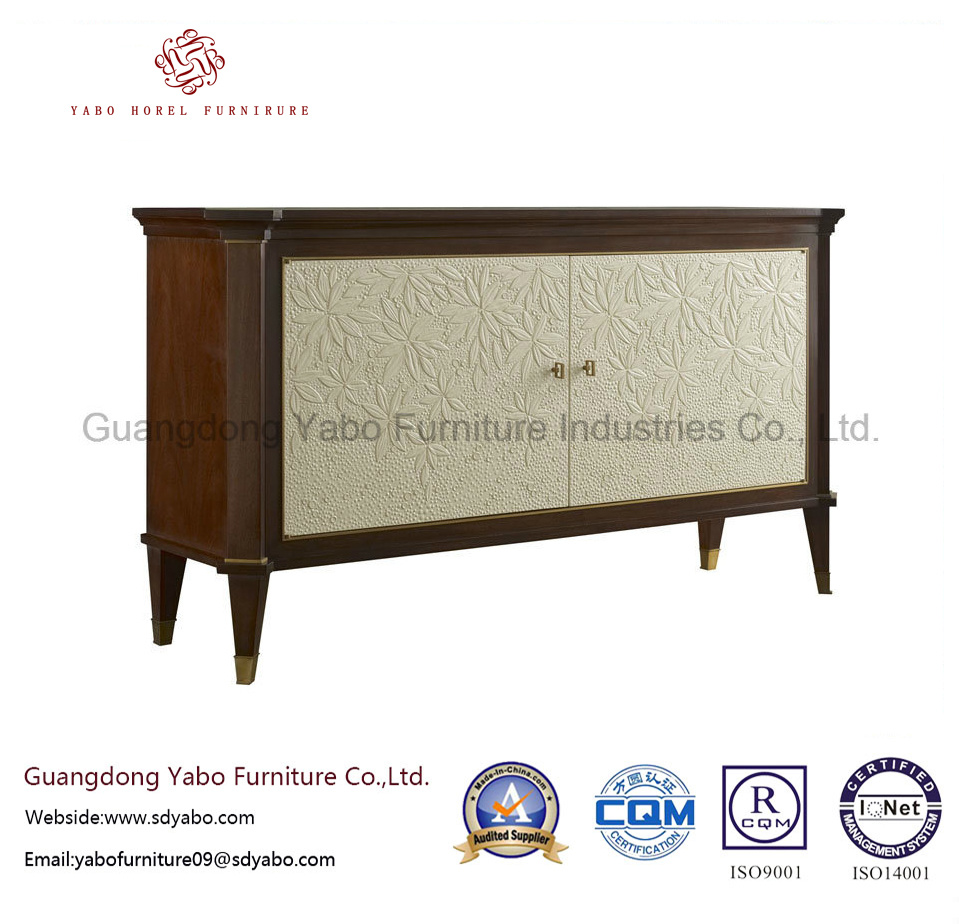 Extraordinary Hotel Furniture with Living Room Delicate TV Stand (8632-1)