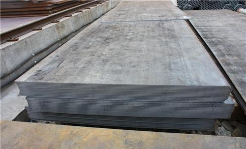 Factory Supply Hot-Rolled Carbon Steel Plate Q235 Q234b Q345 20# 45# 30# Low Price
