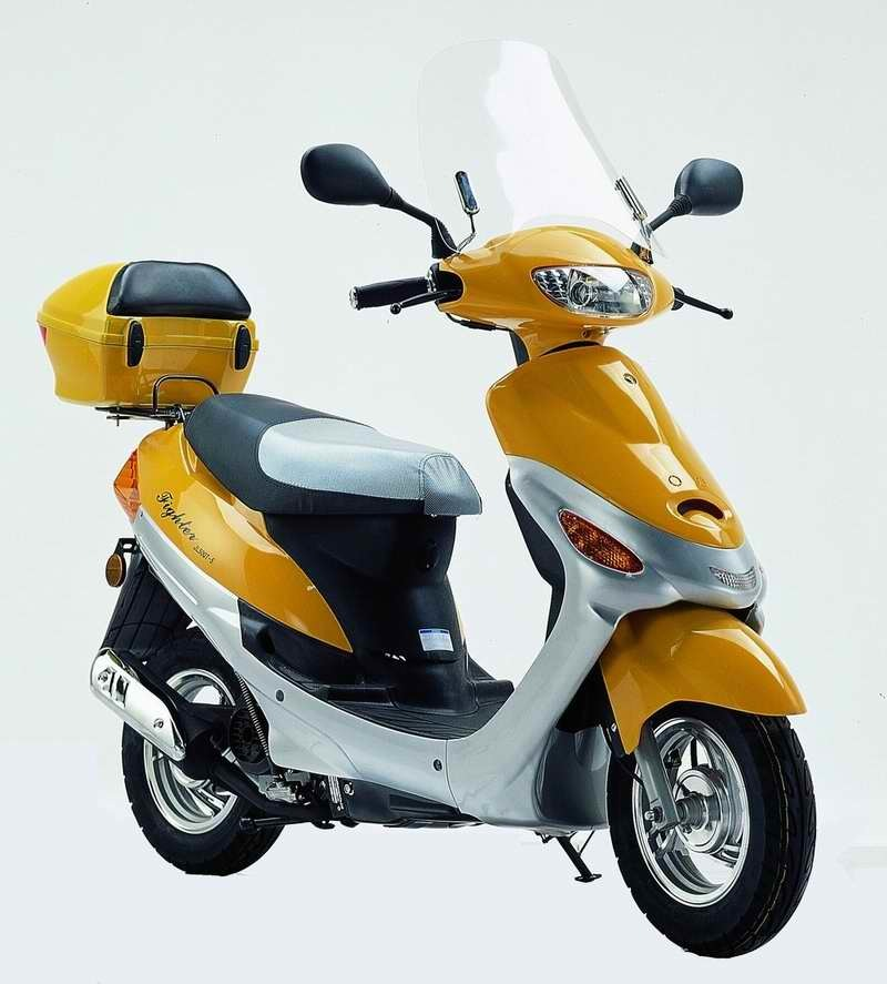 50cc scooter buy direct bikes 50cc autos for Motor scooter blue book