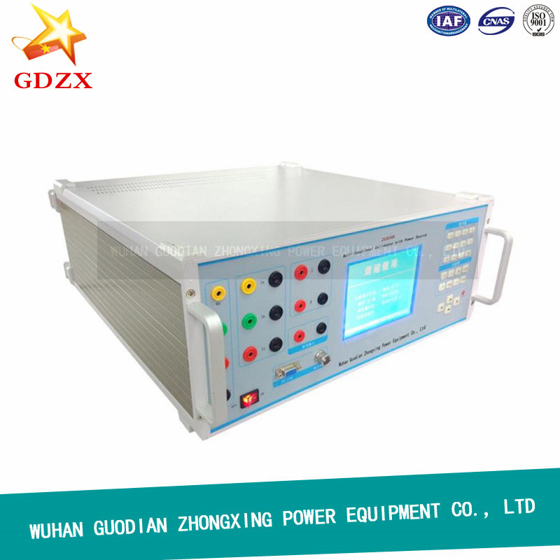 Multifunction Electrical Measuring Instrument Calibration Source