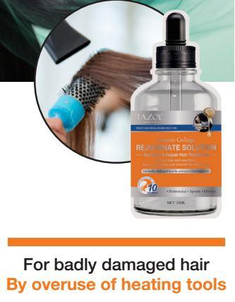 Darong Newest Rejuvenate Solution Nutrition & Repair Hair Treament