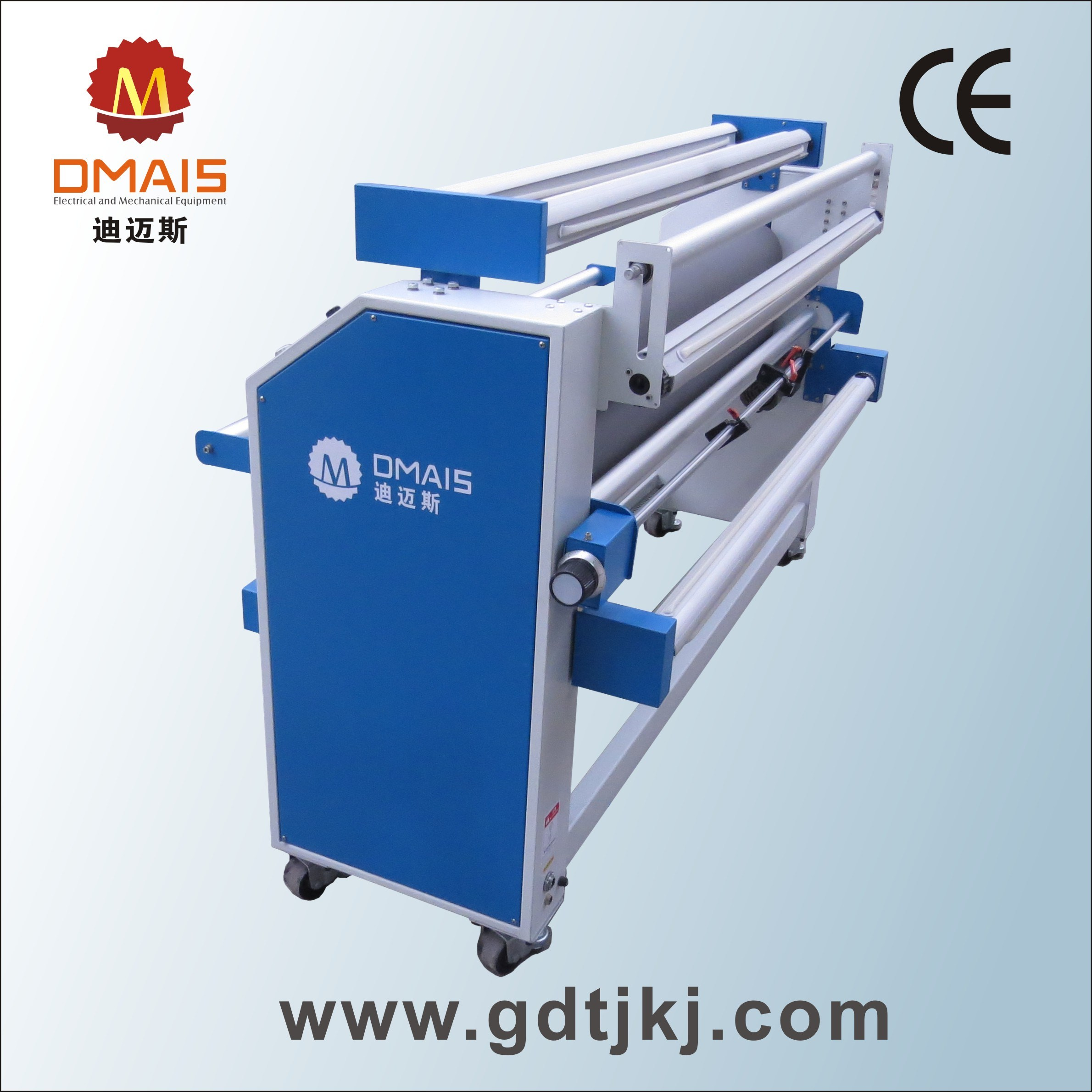 Full-Auto Mutil-Function Hot Laminator with Cutter 30m/Min