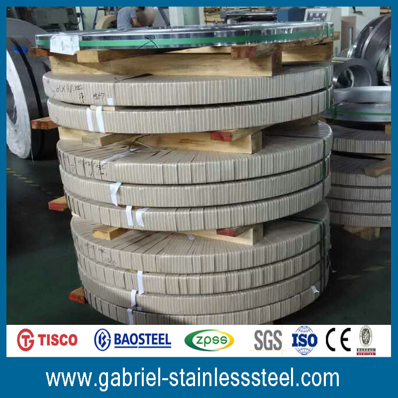 Precision Ba Surface 304 Stainless Steel Strip