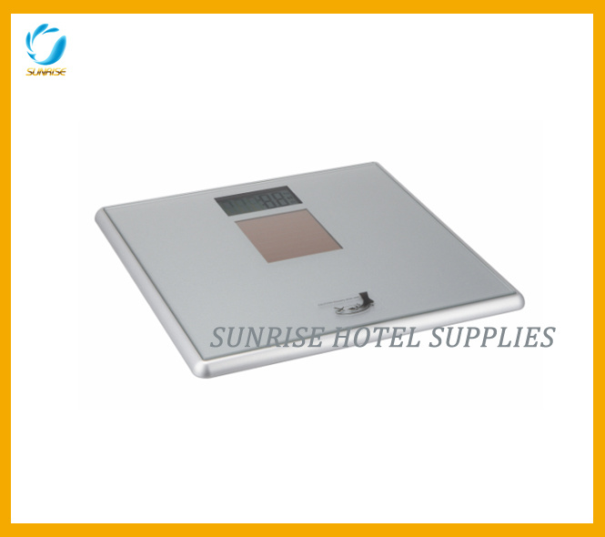 New Arrival Large LCD Display Solar Scale
