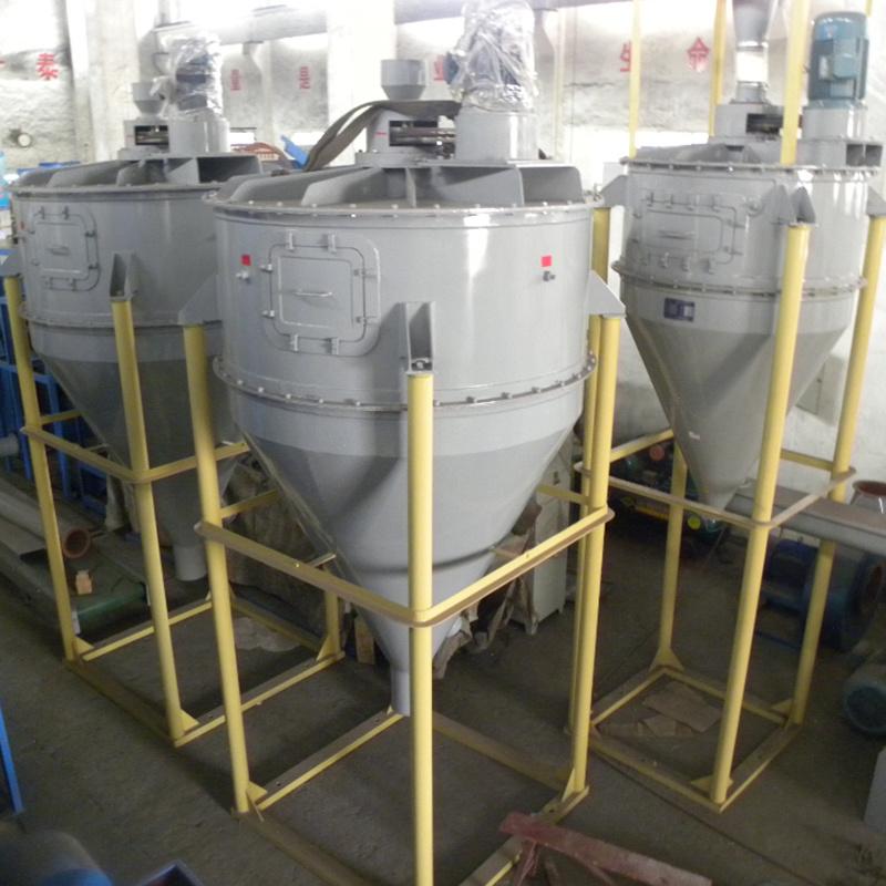 Fiber Separator From Rubber Granule Powder