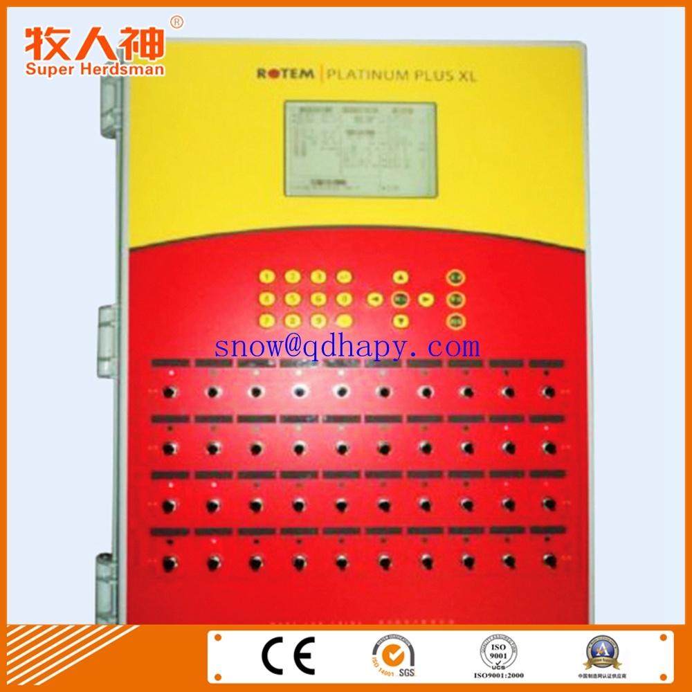 Customized Environment Controller Temptron for Livestock