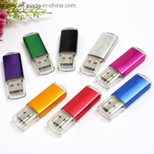 Best Promotion Colorful USB Flash Drive with Logo Customized