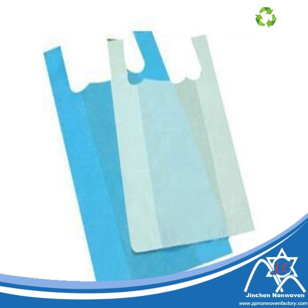 D-Cut Colored PP Spunbond Nownoven Shopping Bag