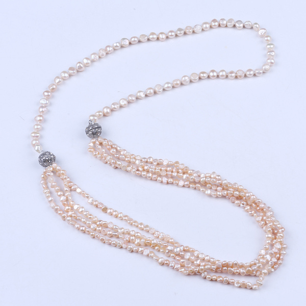Fashion Jewelry Freshwater Pearl Necklace