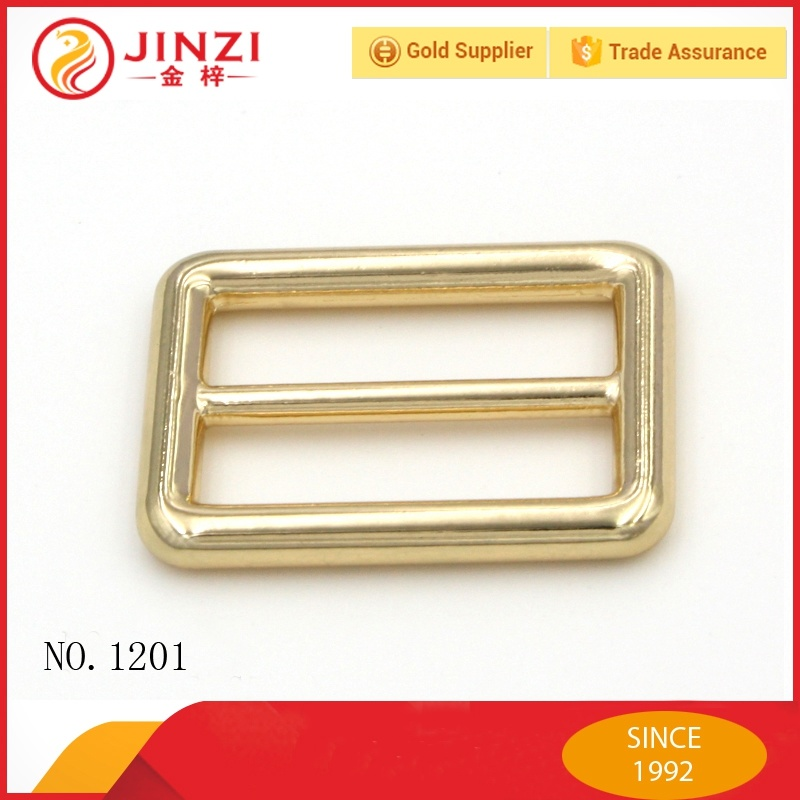 Professional Manufacturer Alloy Belt Buckles Parts for Bags Dress Decoration