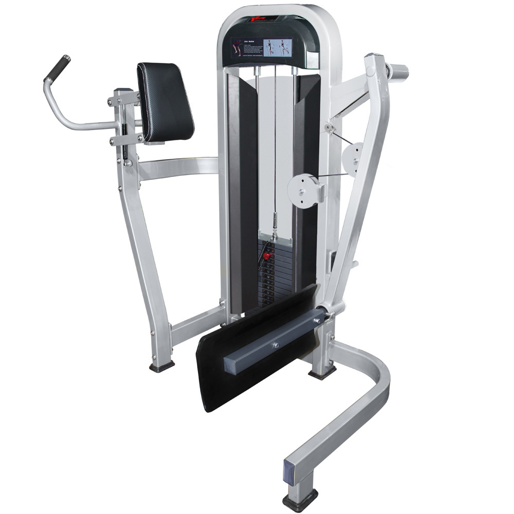 Home Fitness Gym Equipment Glute Machine for Hip Exercise (M2-1022)