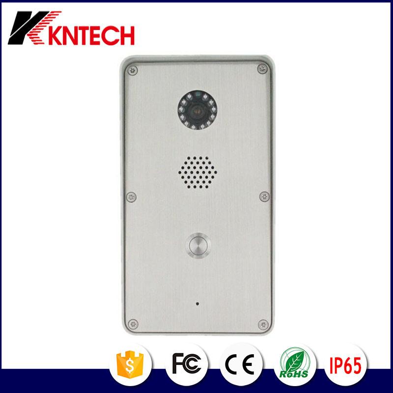 Video Doorphone Intercom for Auto Dial Knzd-47 Kntech