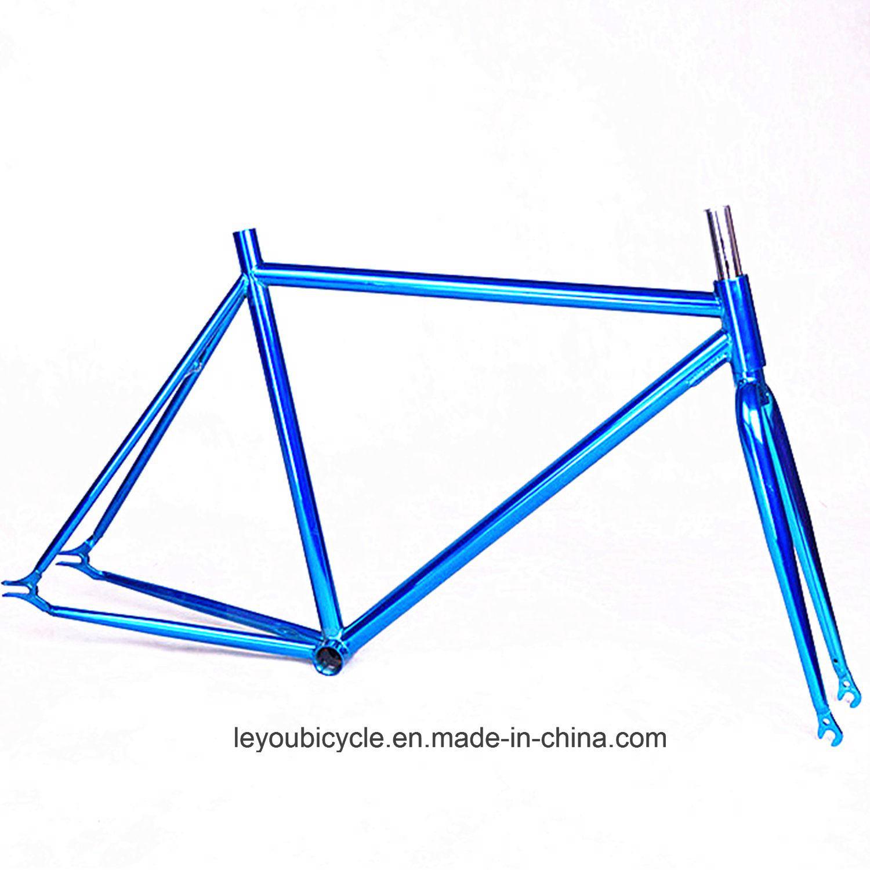 High Quality Cheap Carbon Steel Cycling MTB Frames (ly-a-182)