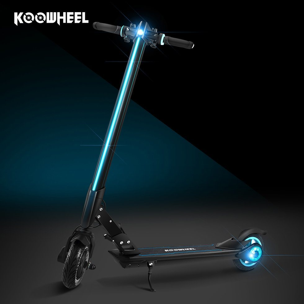 350W 36V 2 Wheel Fast Electric Standing Scooter