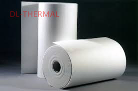 Refractory No Organic Binder Glassfiber Paper Filter Sound Insulation Materials Car Muffler
