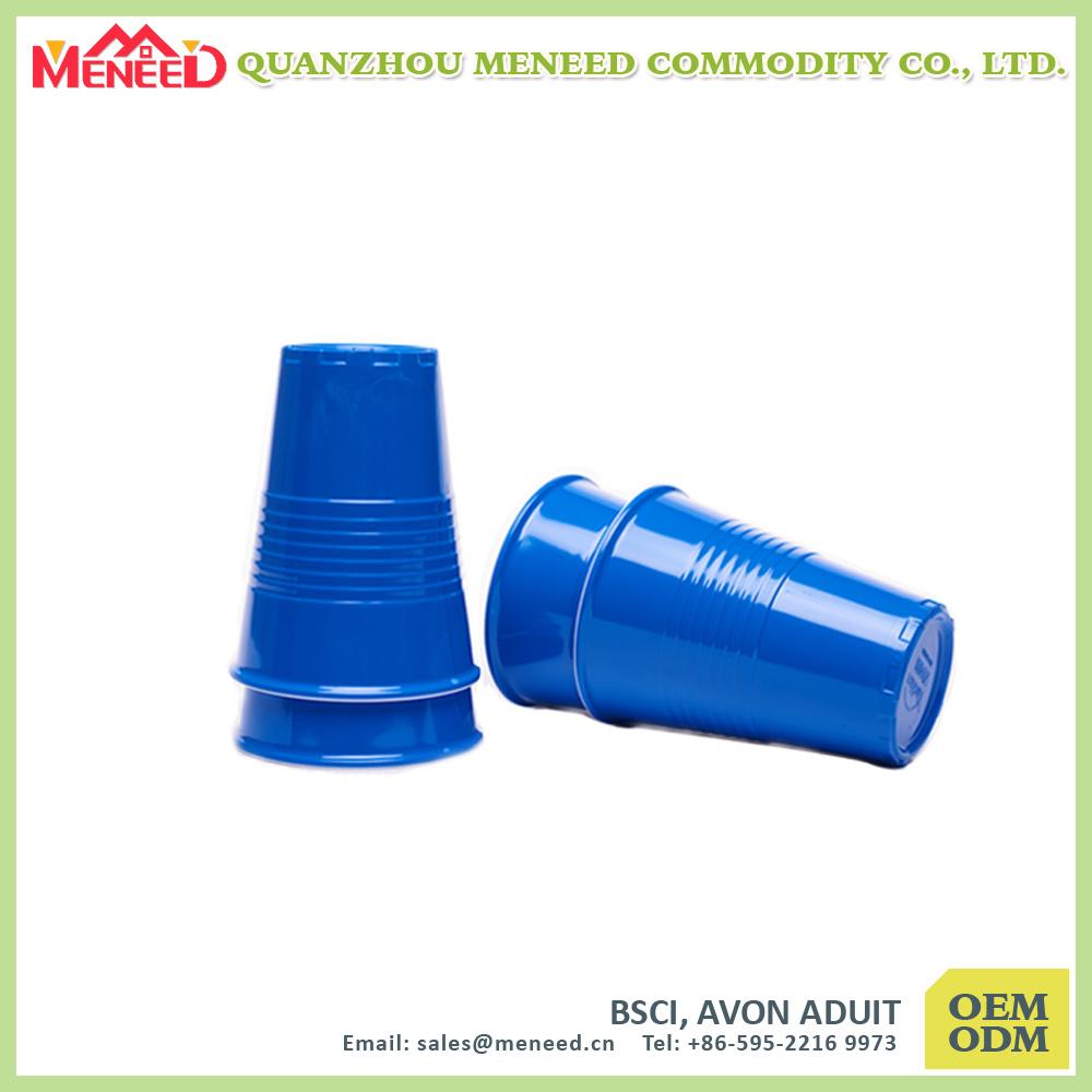 Two Tone Reusable BPA Free Melamine Festival Cup