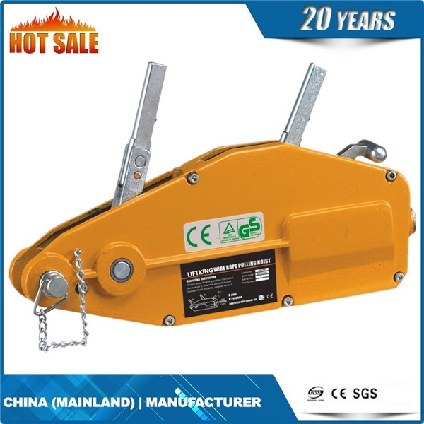 800kg Ce Approved Wire Rope Lever Winch (WRP-800)