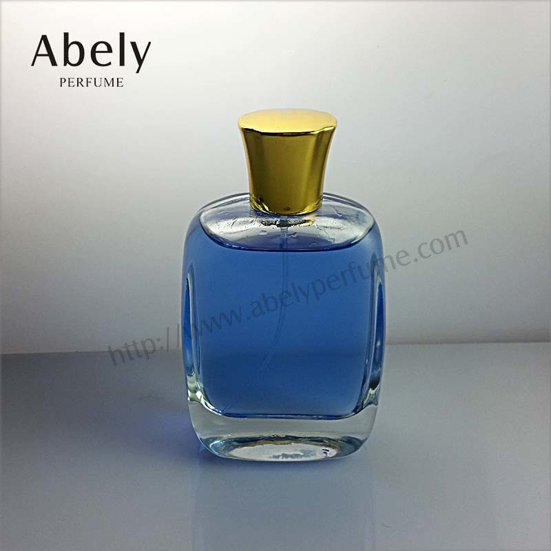 100ml Special Shape Glass Perfume Bottle with Years Experience