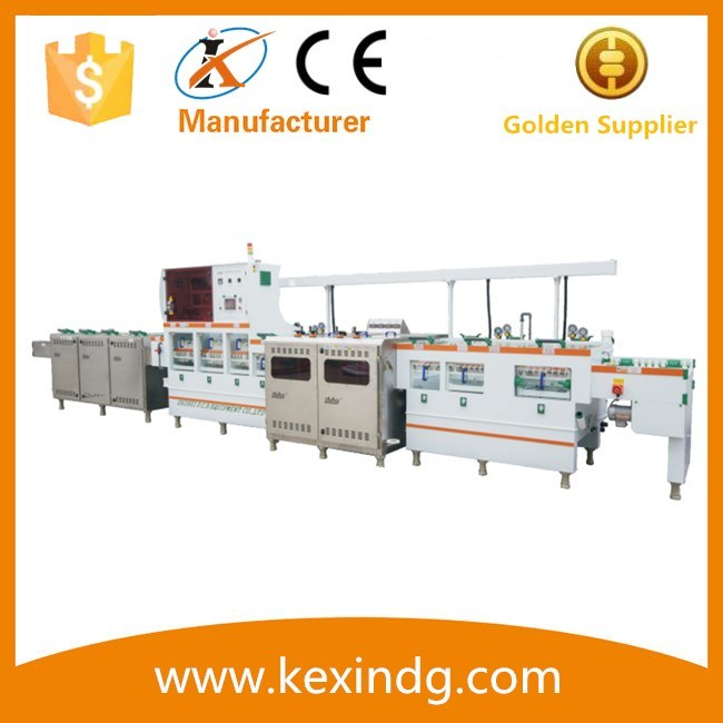 High Precision PCB Wet Processing Machine PCB Scrubbing Machine