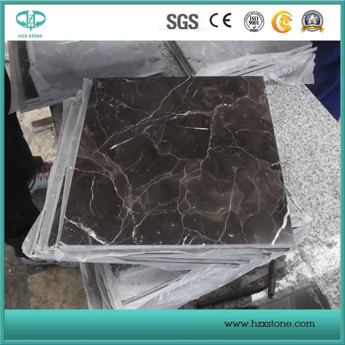 Chinese Emperador Dark Marble Slabs/Brown Marble Tile for Flooring and Wall Cladding