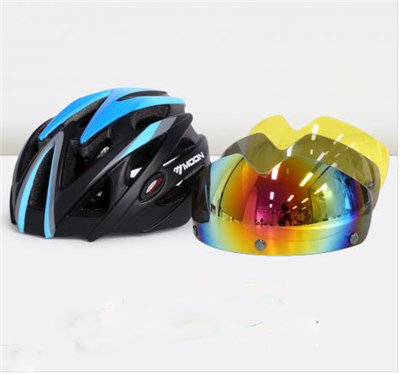 2016 Fashion Road Bicycle Helmet for Riding/Cycling Bicycle Bike Safety Helmet with Visor China Supplier