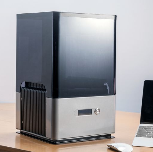 Factory 0.1mm Precision Desktop Wax Resin 3D Printer for Dentist