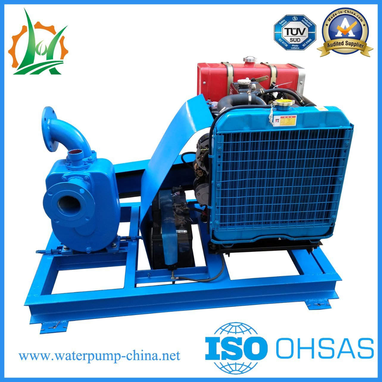 Fixed High Pressure Seal Pump for Agriculture Sprinkling