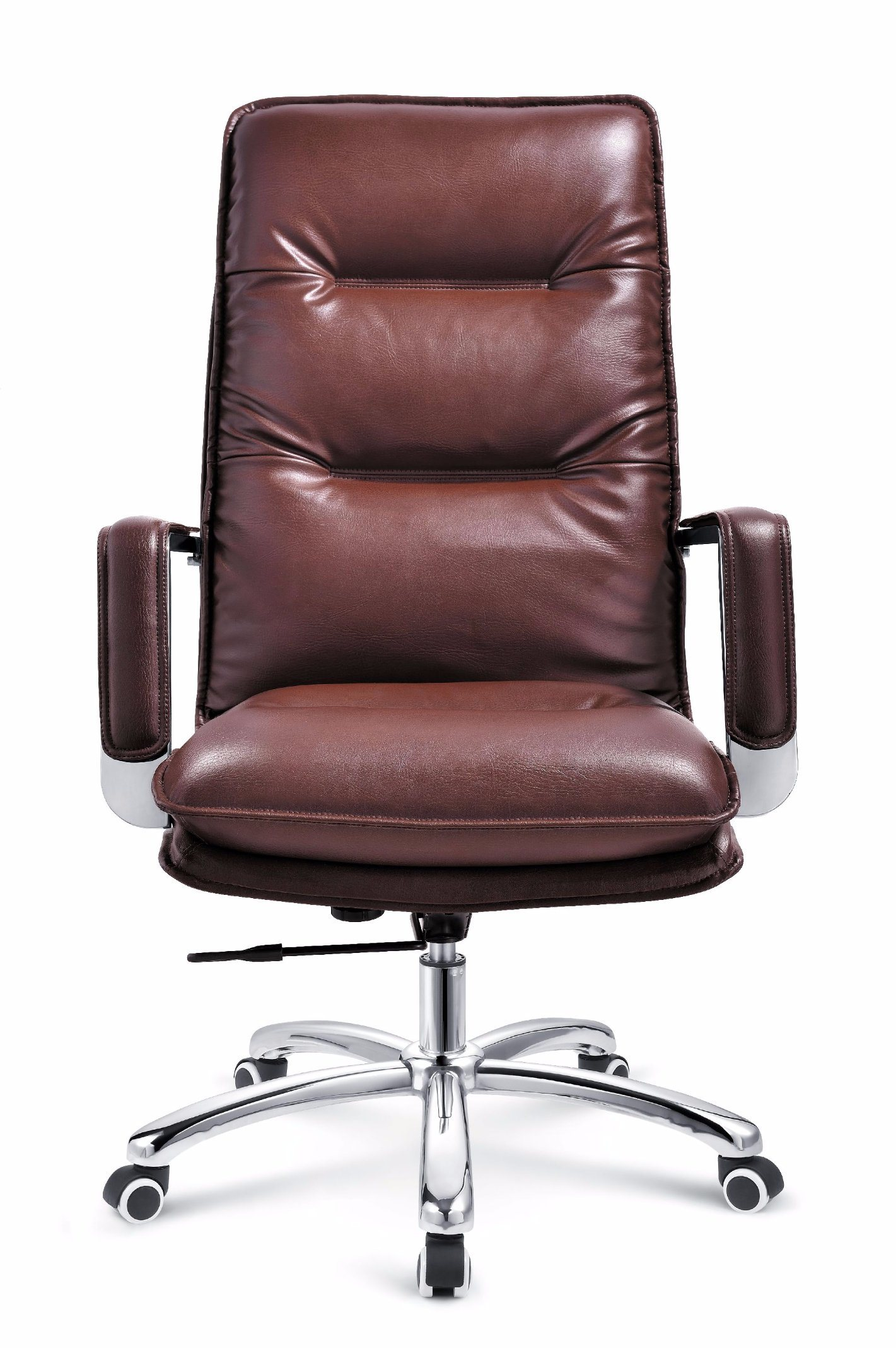 Modern Leather Computer Swivel Chair (HX-5A8068)