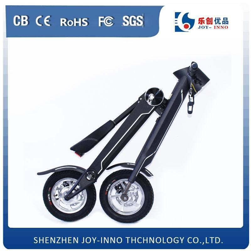 Smart Kick Scooter of Carbon Fiber Materials