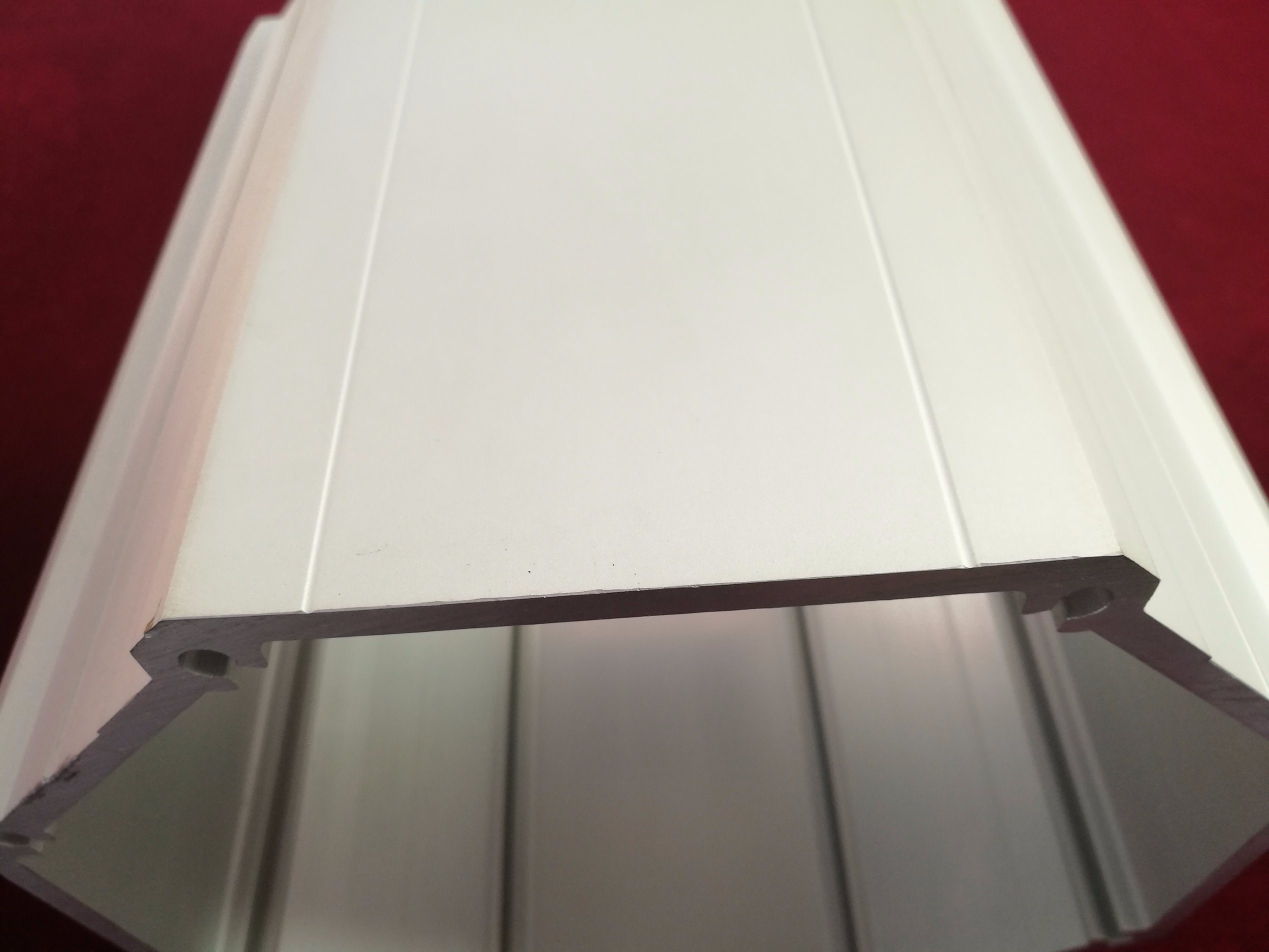 Customized Large Section Aluminum Extrusion Profiles