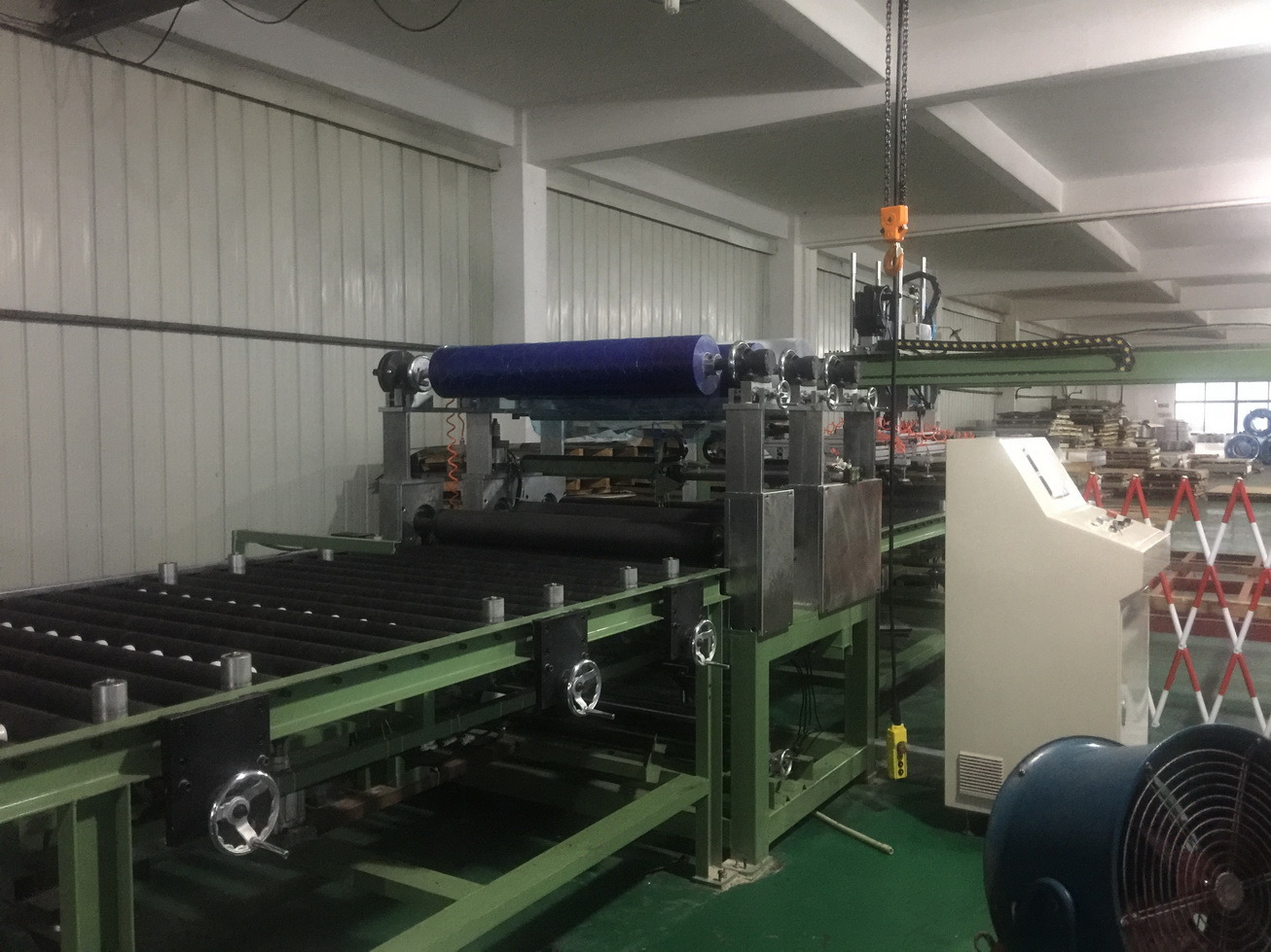 Automatic Laminator for Film Protection (PVC Coating Machine)