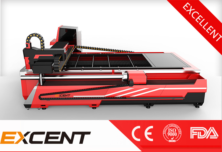 Eks Fiber Laser Machine for Cutting and Graving