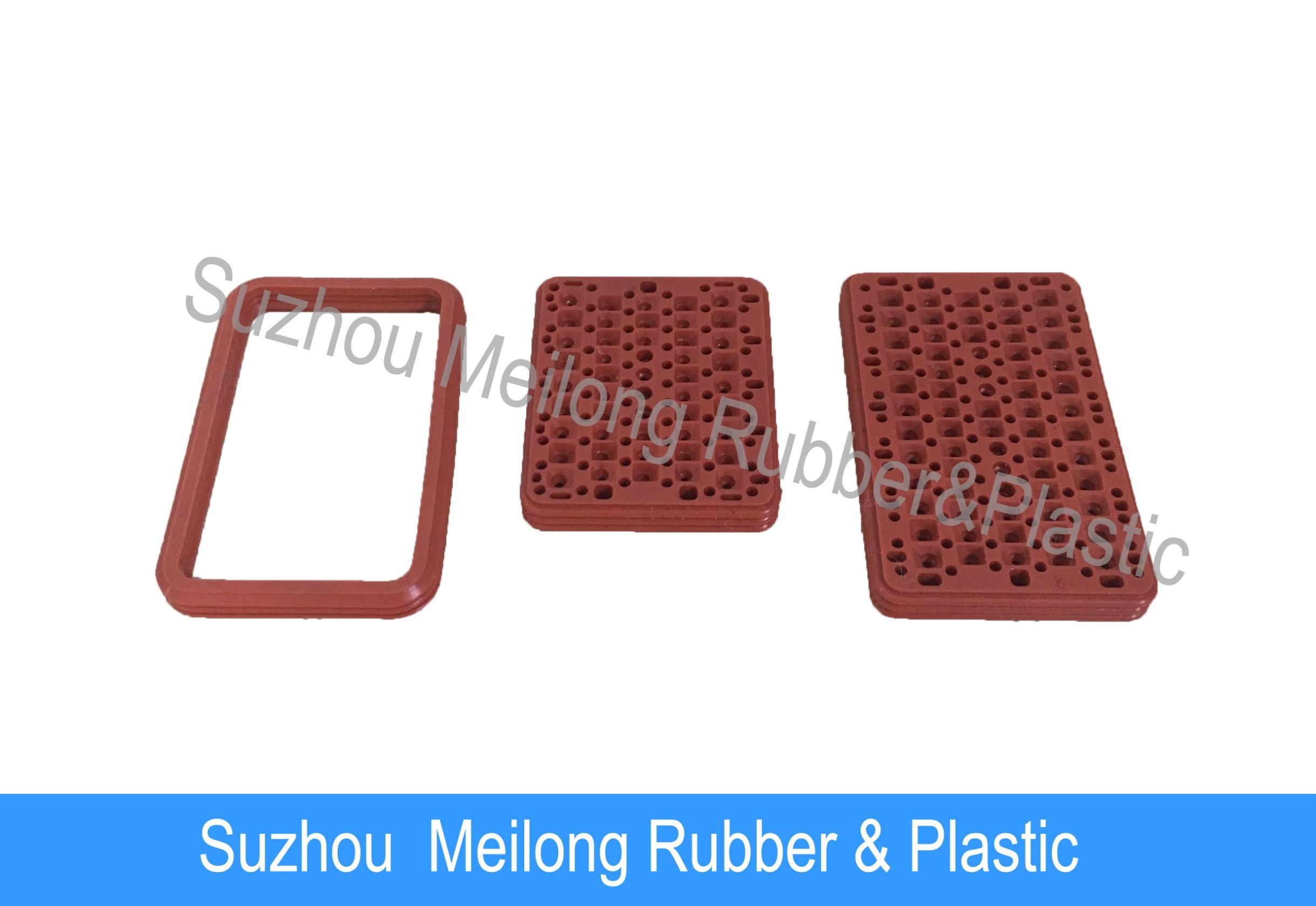 Molded Silicone Rubber Product for Sealing