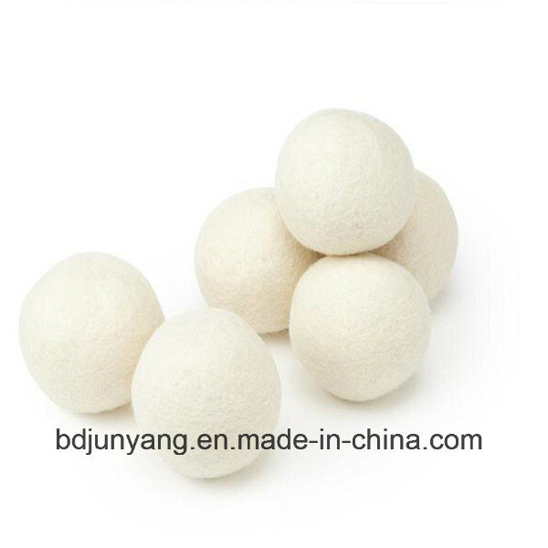 Wool Dryer Ball, Natural Fabric Softener, Wash Ball