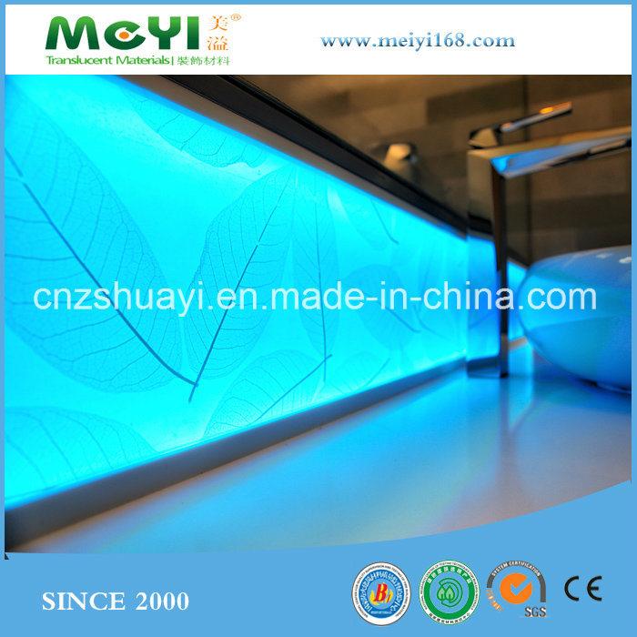 Decoration Materialb Acrylic Resin Panel