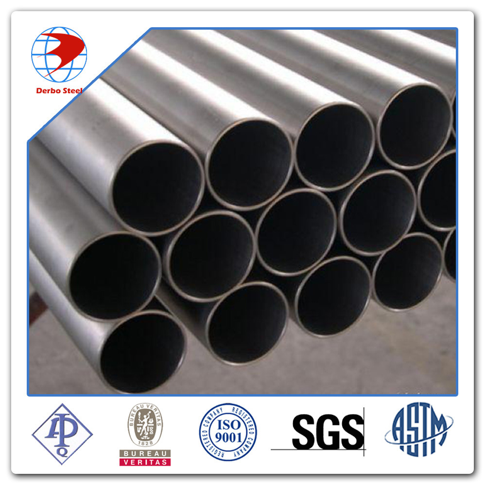 ASTM A312/A213/A376 TP304 Tp316 Tp310 Seamless and Welded Stainless Steel Pipes Tube