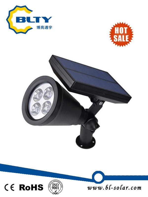 Waterproof LED Solar Garden Lights