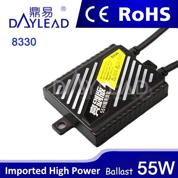 Made in China 55W HID Ballast Slim Xenon Ballast