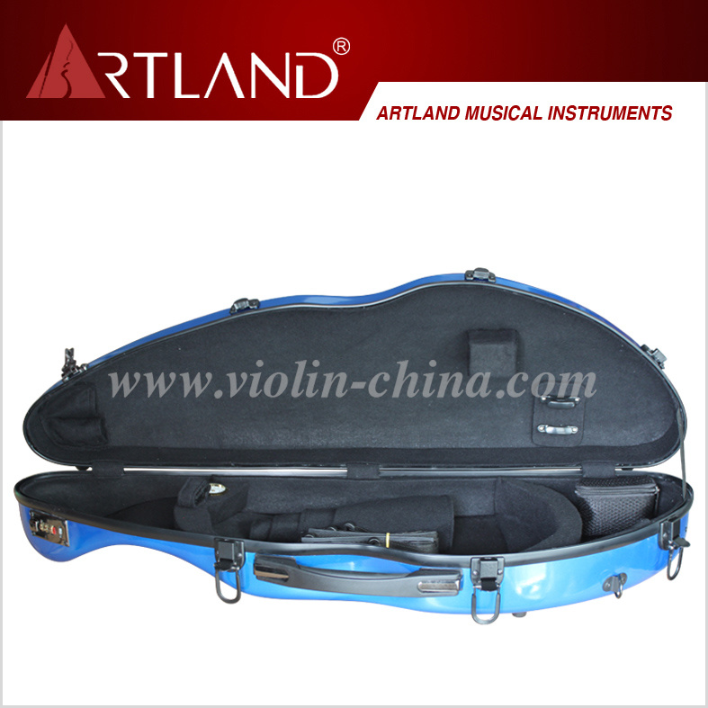 Fiber Glass Violin Case (SVC204F)