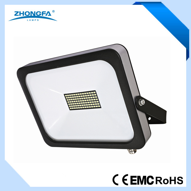 50W Slim LED Outdoor Floodlight Driverless