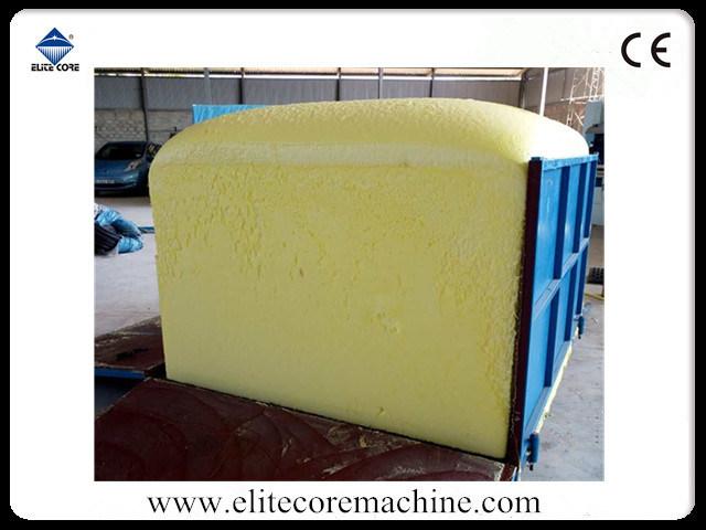 Dongguan Elitecore Manual PU Sponge Foaming Mixing Machine