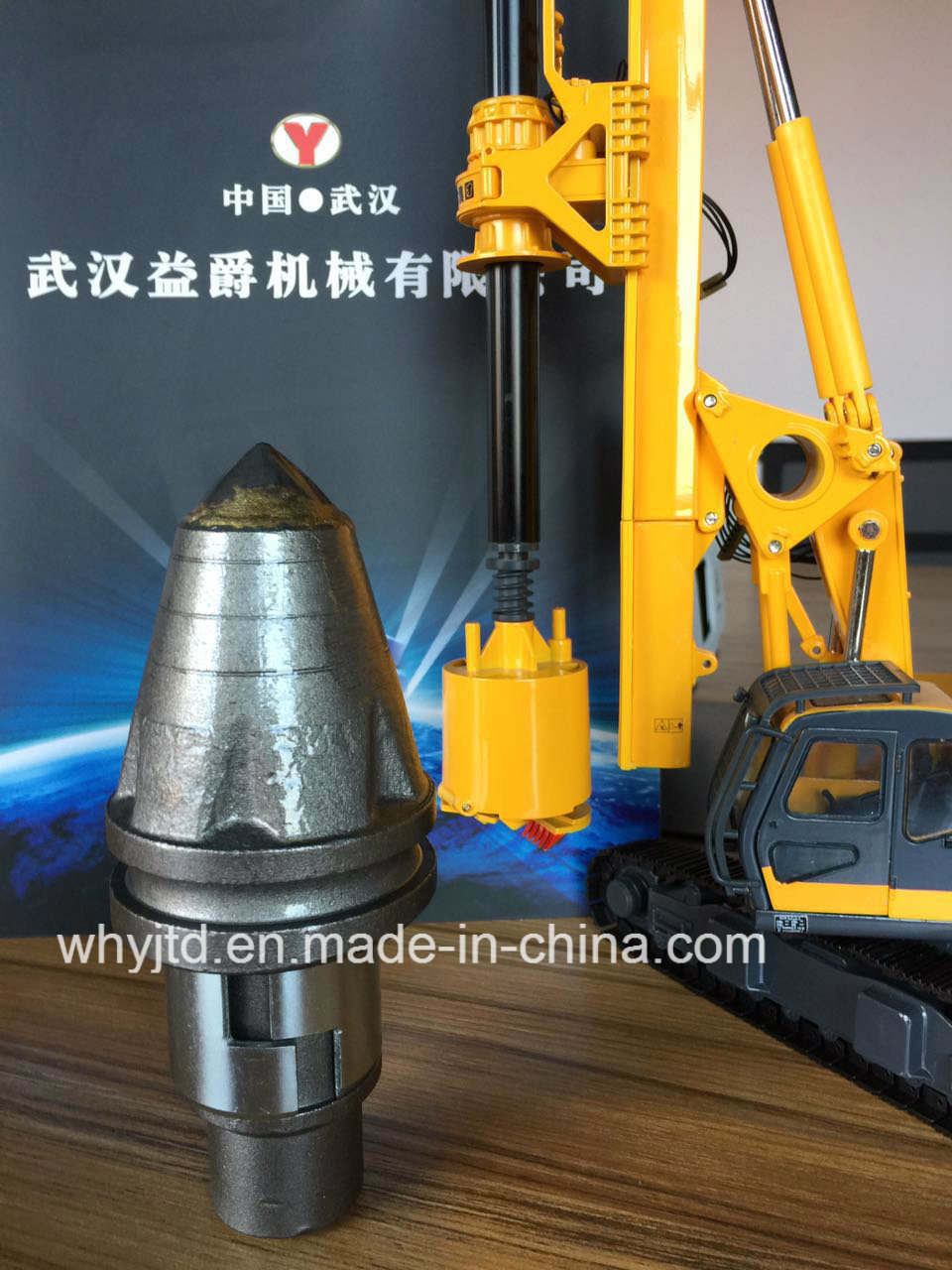 Cutting Pick for Rotary Excavator Machine