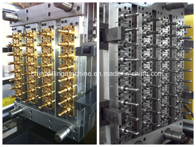 Chinese Good Quality Pet Preform Injection Molding Machinery