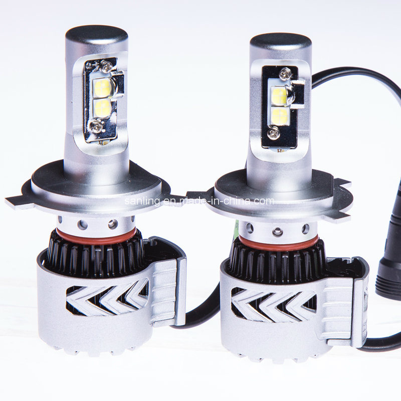 Whole Sale Price 60W S8 LED Car Light H4/9003