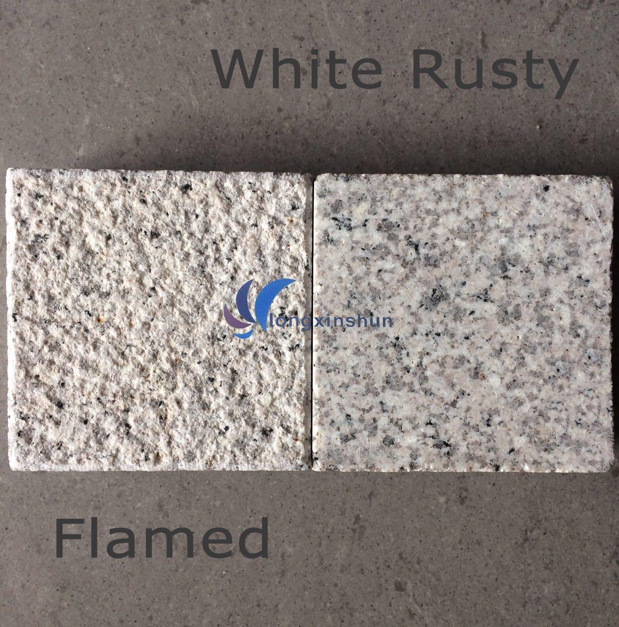 G603/654/G664/Rusty Grey Black Yellow White Natural Granite