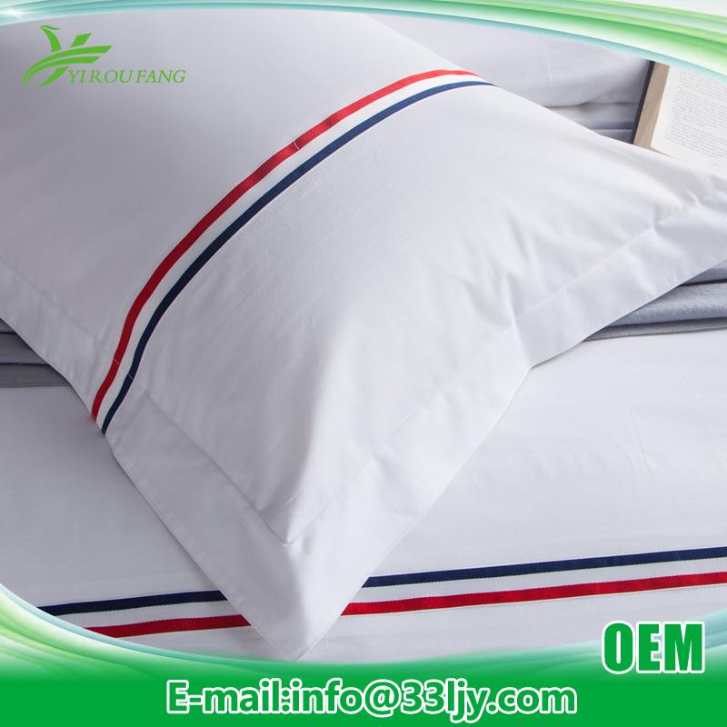 6 PCS Cheap 800t Bedding Linen for Resort