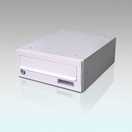 Gh-5011 Powder Coated Group Mailboxes