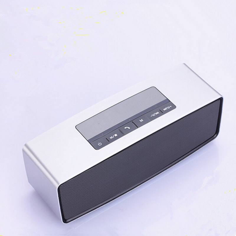 Super Bass Portable MP3 Player Souud Music Box B89 Speaker Microphone Bluetooth Speaker
