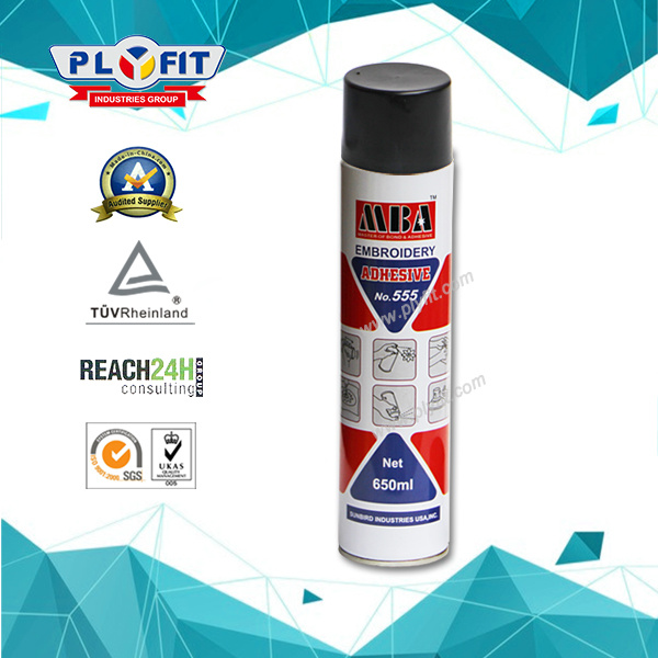 Super Glue Non-Flammable Spray Adhesive for Clothing